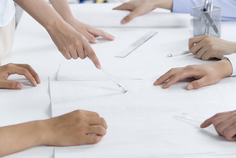要介護認定について:認定審査会イメージ