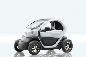 訪問介護に利用される電気自動車